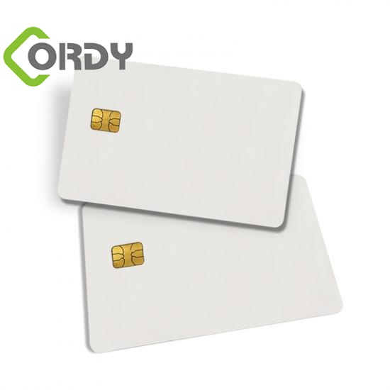 double interface Jcop carte