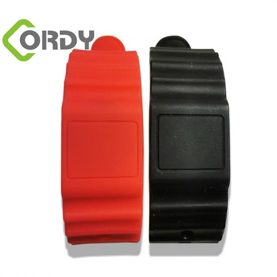 13.56KHz waterproof silicone wristband
